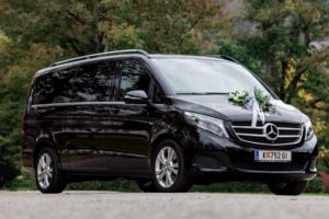 mercedes benz v-class - extra long, wedding
