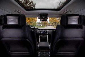 range rover autobiography suv luxury